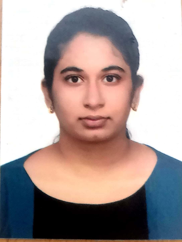 Menon Divya Sreedharan
